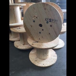 Houten Haspel 80 cm