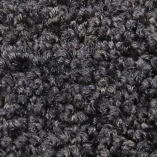 VOS deurmat Porte grijs 100 cm breed