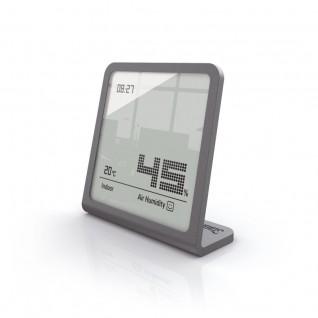 Hygrometer Selina Digitaal Titanium
