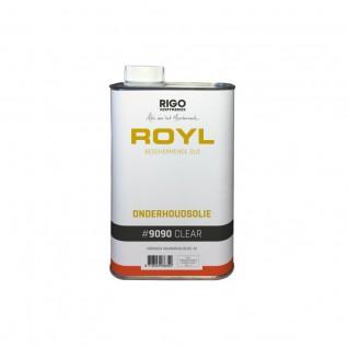 Royl onderhoudsolie 9090 Clear 1 Liter
