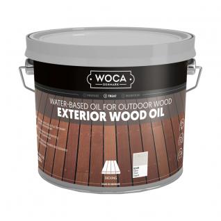 WOCA Exterior Oil Zilver 2,5 L