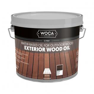 WOCA Exterior Oil Walnoot 2,5 L