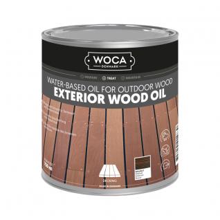 WOCA Exterior Oil Walnoot 0,75 L
