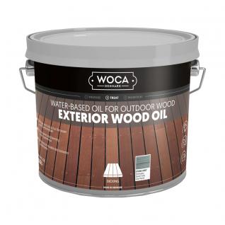 WOCA Exterior Oil Stone Grey 2,5 L