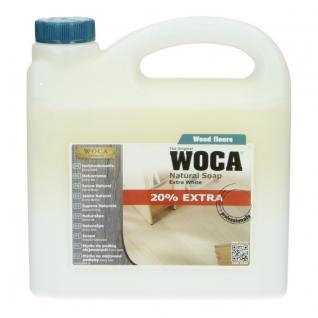 WOCA Zeep Extra Wit 2,5 L