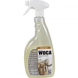 WOCA Zeep Naturel Spray 0,75 L
