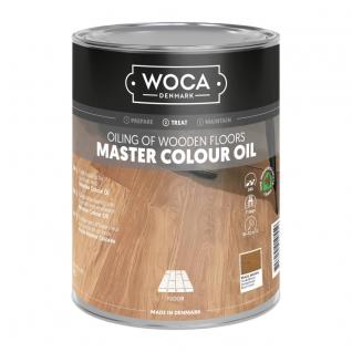 WOCA Master Colour Oil 102 brazil brown 1 L