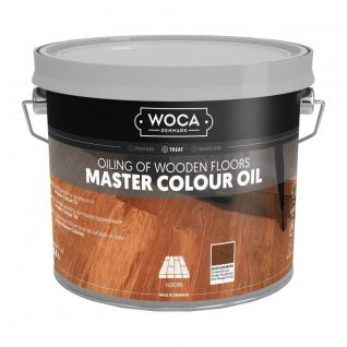 WOCA Master Colour Oil 106 rhode island brown 2,5L